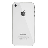 White Back Cover Replacement repair