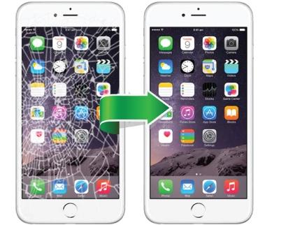 LCD & Glass Repair repair